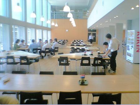 学校食堂制度_普通教室及び校舎内|東北学院中学校・高等学校